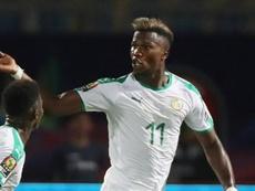 Keita Balde will be hoping to start for Senegal on Sunday. GOAL