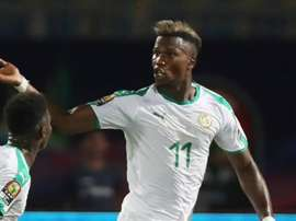 Keita Balde will be hoping to start for Senegal on Sunday. GOAL