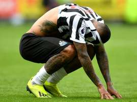 Kenedy had a game to forget against Cardiff. Goal