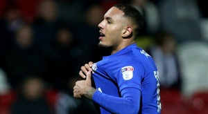 Zohore moves from Cardiff to WBA to replace Salomon Rondon. GOAL