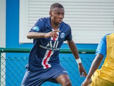 Officiel : Alloh et Nagera passent pro au PSG. Goal