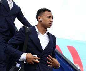 Lyon have completed their move to sign Netherlands defender Kenny Tete from Ajax. GOAL