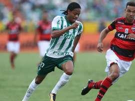 Negruyne, Kenaldinho...palmeirenses vibram com atacante. Goal