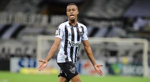 Keno vira símbolo do Atlético-MG, time que mais busca o gol no Brasileirão. Goal