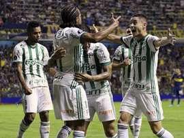 Boca Juniors 0 x 2 Palmeiras: Verdão vence em La Bombonera e se garante nas oitavas da Libertadores