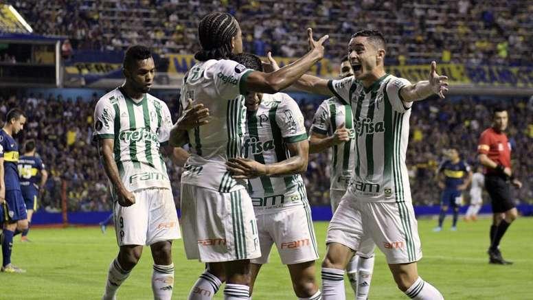 7f316ca67a Palmeiras mirar melhor campanha geral da Libertadores é um alívio ...