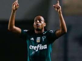 Keno tem sido uma das figuras do Palmeiras neste Brasileirão. Goal