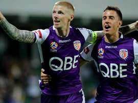 Keogh scored for the third consecutive game. GOAL
