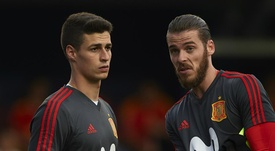 Kepa: De Gea rivalry is healthy for Spain