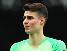 Lampard: Kepa must show 'mettle'
