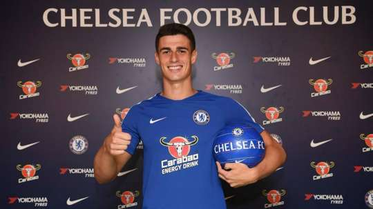 Kepa is now the most expensive goalkeeper in history. GOAL