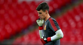 Moreno praises Kepa after key Romania save