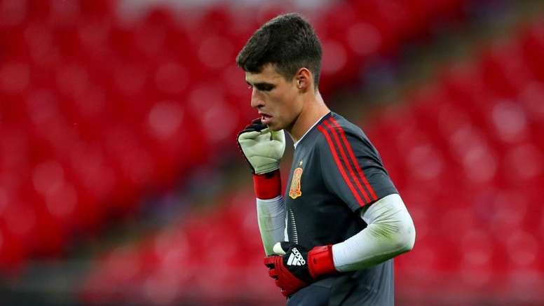 Kepa Arrizabalaga open to Athletic Bilbao return.