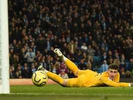 Kepa fora do Chelsea? Nem Lampard banca o agora reserva de Stamford Bridge. Goal