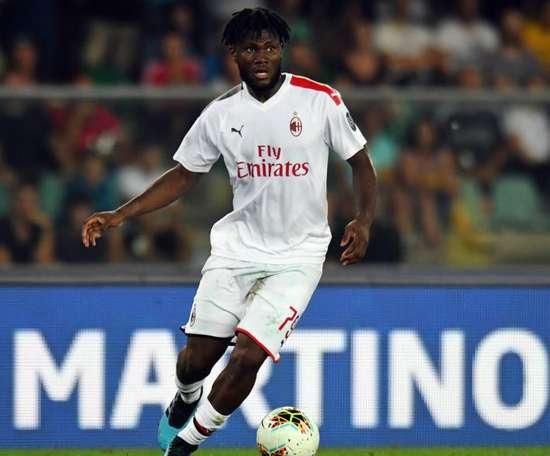 Aucune sanction après les cris racistes visant Franck Kessié ? Goal