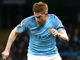 Injury-hit De Bruyne reconciled to limitations. Goal