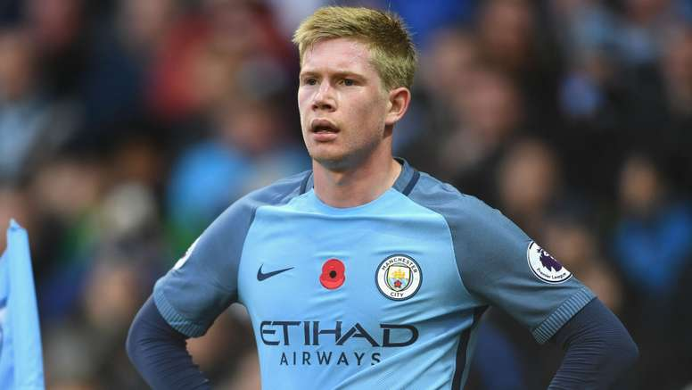 Kevin de Bruyne has proven to be a big success since joining City. Goal