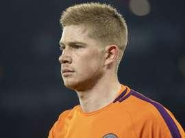 Guardiola confirms De Bruyne dropped for tactical reasons in Tottenham defeat