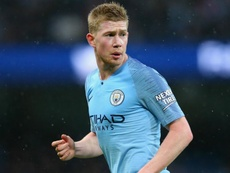 Kevin De Bruyne does not believe last year's success will help City this season. GOAL