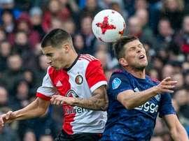 Ajax sort gagnant de son 'clasico'. Goal