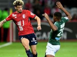 Lille a triomphé du 6ème au classement. Goal