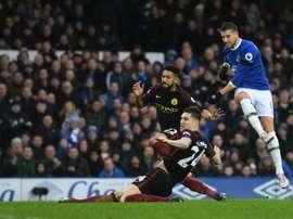Kevin Mirallas Everton Premier League