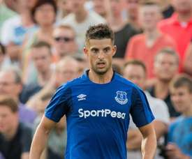 Mirallas a été prêté par Everton. Goal