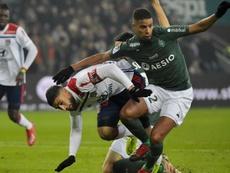 Lyon a battu son vieil ennemi. Goal