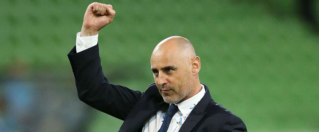 Melbourne Victory announce Matias Sanchez as their new player. AFP
