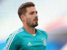 Trapp has returned to his homeland on loan. GOAL