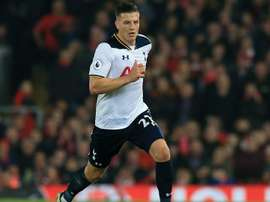 It looks like Wimmer is going to stay at Spurs despite his limited playing time. Goal