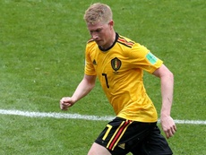 De Bruyne: Am I the world's best player? Fortunately I don't have to judge