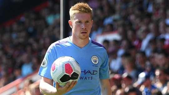 Manchester City's pass master: De Bruyne's top five Premier League assists. GOAL