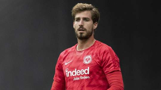 Kevin Trapp says he made the right decision to leave PSG. GOAL