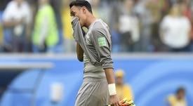 Navas lamentou derrota da Costa Rica. Goal