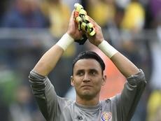 Keylor Navas faz post em tom de despedida do Real Madrid