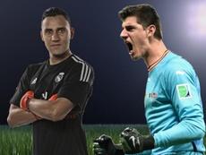 Navas garante que fica no Real Madrid promete disputa forte com Thibaut Courtois