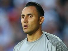PSG goalkeeper Navas holds no grudges over Real Madrid exit