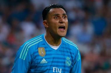 Navas criticises Solari over lack of Madrid chances