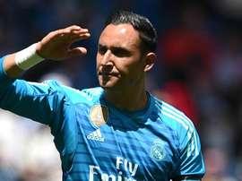 Navas agace le Real Madrid. Goal