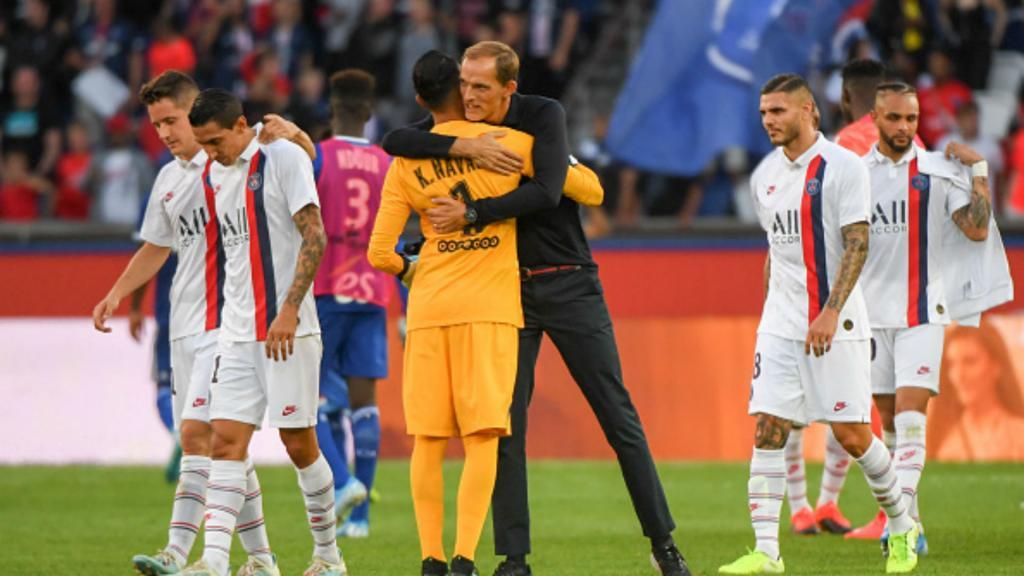 Le PSG donne des nouvelles de Mbappé, Cavani, Draxler et Kehrer