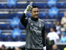Navas: I'll leave Real Madrid if Zidane tells me to