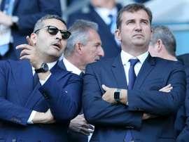 Le propriétaire de Man City met la main sur un club de D2 belge. Goal