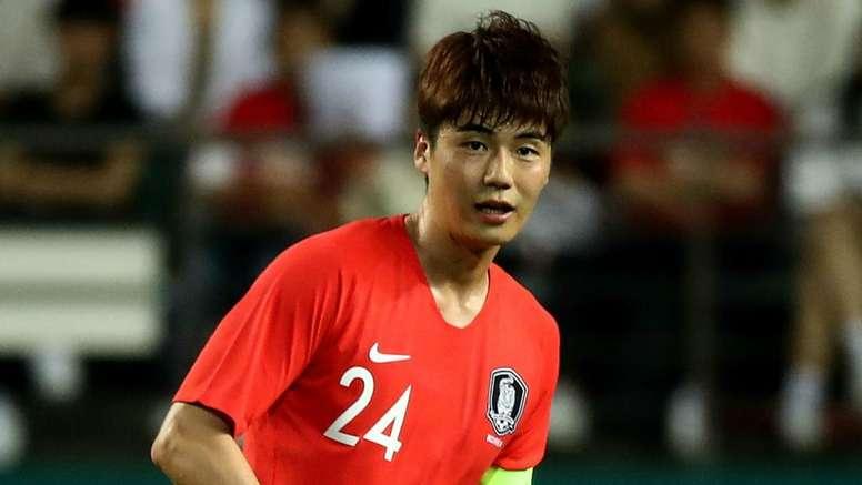Ki Sung-yueng is enjoying his responsibilities with South Korea. GOAL