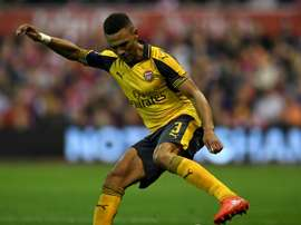 Kieran Gibbs is wanted by Crystal Palace. Goal