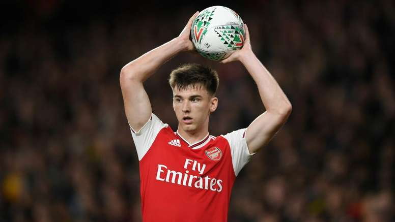 Tierney to return for Arsenal. GOAL