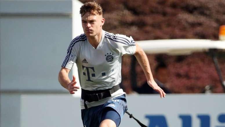 Kimmich: Bayern must recruit