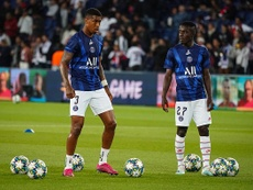 Tuchel évoque les blessures de Gueye et Kimpembe. Goal