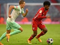 Le Bayern tenu en échec mais toujours leader, Coman buteur. Goal