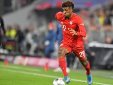 Coman jure fidélité au Bayern Munich. AFP